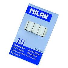 Kréta Milan fehér 10 db-os