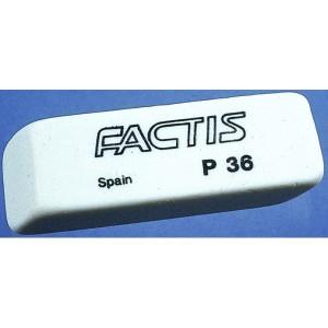Radír factis P36